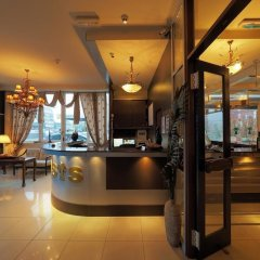 Отель Oasis Сербия, Белград - отзывы, цены и фото номеров - забронировать отель Oasis онлайн интерьер отеля фото 3