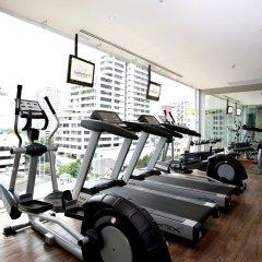 Отель Galleria 10 Sukhumvit Bangkok By Compass Hospitality Бангкок фитнесс-зал