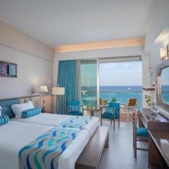 Отель Cavo Maris Beach комната для гостей фото 4