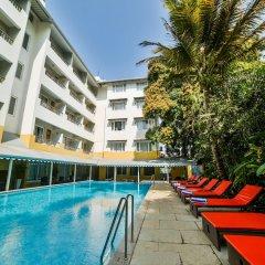 Отель Capital O 28820 Silver Shell Resort Гоа бассейн