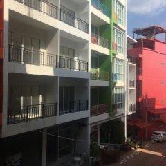 Отель The Frutta Boutique Patong Beach вид на фасад фото 2