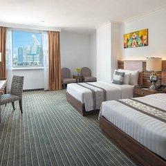 Отель Berkeley Pratunam Бангкок комната для гостей фото 5