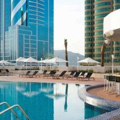 Отель Novotel Fujairah бассейн фото 3