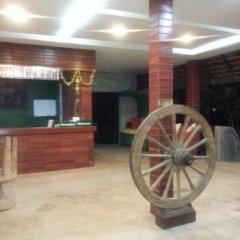 Отель New Ozone Resort And Spa Ланта интерьер отеля