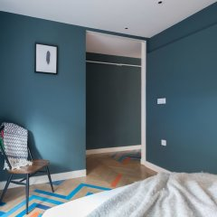 Отель The Notting Hill House - 4 Apartments Великобритания, Лондон - отзывы, цены и фото номеров - забронировать отель The Notting Hill House - 4 Apartments онлайн комната для гостей фото 3