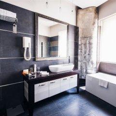 Отель Boutique Hotel Townhouse 27 Сербия, Белград - 1 отзыв об отеле, цены и фото номеров - забронировать отель Boutique Hotel Townhouse 27 онлайн ванная фото 2