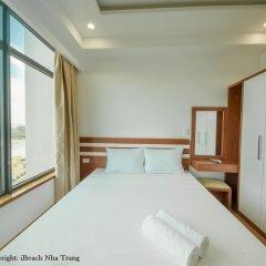 Апартаменты iBeach Apartment Нячанг комната для гостей фото 3
