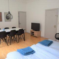Отель Cosy Apartment in the Heart of Århus Дания, Орхус - отзывы, цены и фото номеров - забронировать отель Cosy Apartment in the Heart of Århus онлайн комната для гостей