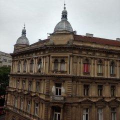 Отель IRMAS балкон