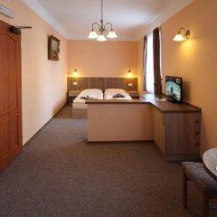 Отель Penzion Eduard Чехия, Франтишкови-Лазне - отзывы, цены и фото номеров - забронировать отель Penzion Eduard онлайн удобства в номере