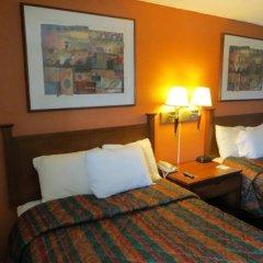 Отель Days Inn Elk Grove Village Chicago OHare Airport West комната для гостей фото 4