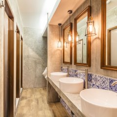 Vivit Hostel Bangkok ванная фото 2