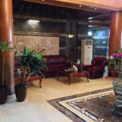 Отель Jad Hotel Suites Иордания, Амман - отзывы, цены и фото номеров - забронировать отель Jad Hotel Suites онлайн интерьер отеля