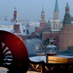Гостиница The Ritz-Carlton, Moscow пляж