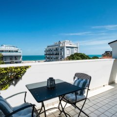 Отель Maestrale Италия, Риччоне - 2 отзыва об отеле, цены и фото номеров - забронировать отель Maestrale онлайн балкон