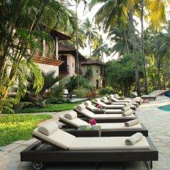 Отель Coconut Creek Гоа с домашними животными