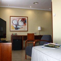 Hotel Silken Torre Garden удобства в номере