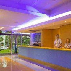 Отель Ok Hotel Bossa Испания, Ивиса - отзывы, цены и фото номеров - забронировать отель Ok Hotel Bossa онлайн интерьер отеля фото 3