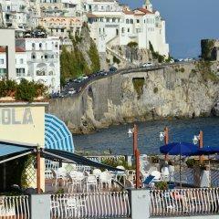 Отель La Bussola Италия, Амальфи - 1 отзыв об отеле, цены и фото номеров - забронировать отель La Bussola онлайн городской автобус