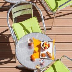 Отель ibis Styles Saumur Gare Centre Франция, Сомюр - отзывы, цены и фото номеров - забронировать отель ibis Styles Saumur Gare Centre онлайн балкон