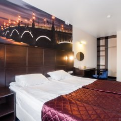 Гостиница Охтинская комната для гостей фото 3