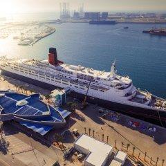Отель Queen Elizabeth 2 Hotel ОАЭ, Дубай - отзывы, цены и фото номеров - забронировать отель Queen Elizabeth 2 Hotel онлайн спортивное сооружение