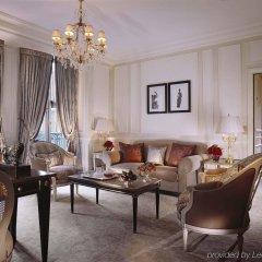 Отель Le Meurice Dorchester Collection Париж комната для гостей фото 2