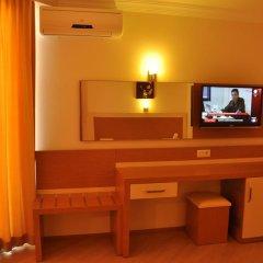Grand Atilla Hotel Турция, Аланья - 14 отзывов об отеле, цены и фото номеров - забронировать отель Grand Atilla Hotel онлайн удобства в номере фото 2