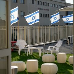 Maris Hotel Израиль, Хайфа - отзывы, цены и фото номеров - забронировать отель Maris Hotel онлайн гостиничный бар