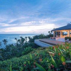 Отель Raiwasa Grand Villa - All-Inclusive Фиджи, Остров Тавеуни - отзывы, цены и фото номеров - забронировать отель Raiwasa Grand Villa - All-Inclusive онлайн пляж