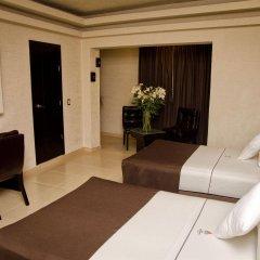 Отель Portonovo Plaza Centro Мексика, Гвадалахара - отзывы, цены и фото номеров - забронировать отель Portonovo Plaza Centro онлайн комната для гостей фото 3