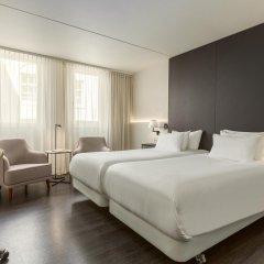 Отель NH Collection Amsterdam Barbizon Palace 5* Улучшенный номер с различными типами кроватей