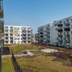 Отель Warszawa-Wlochy Brilliant Apartment Польша, Варшава - отзывы, цены и фото номеров - забронировать отель Warszawa-Wlochy Brilliant Apartment онлайн фото 2