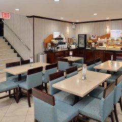 Отель Holiday Inn Express Kennedy Airport США, Нью-Йорк - 2 отзыва об отеле, цены и фото номеров - забронировать отель Holiday Inn Express Kennedy Airport онлайн питание