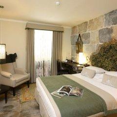 Отель Solar Do Castelo, a Lisbon Heritage Collection комната для гостей
