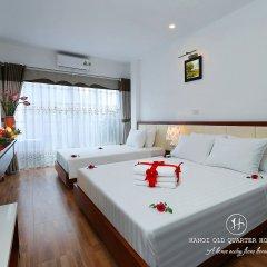 Отель Hanoi Old Quarter Hostel Вьетнам, Ханой - отзывы, цены и фото номеров - забронировать отель Hanoi Old Quarter Hostel онлайн комната для гостей фото 5