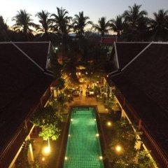 Le Sen Boutique Hotel бассейн