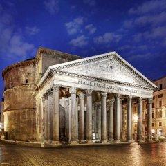 Отель Best Roma Италия, Рим - отзывы, цены и фото номеров - забронировать отель Best Roma онлайн вид на фасад