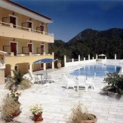 Отель Jovana Греция, Корфу - отзывы, цены и фото номеров - забронировать отель Jovana онлайн фото 4