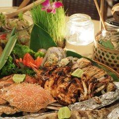Отель Sarikantang Resort And Spa питание фото 2