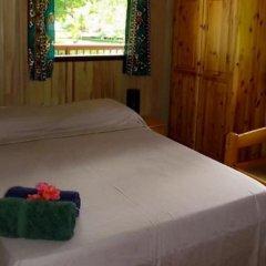 Отель Moorea Surf Bed and Breakfast комната для гостей