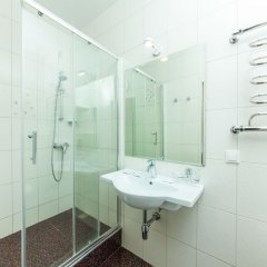 Гостиница Олимп в Анапе - забронировать гостиницу Олимп, цены и фото номеров Анапа ванная