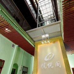 Отель Guangzhou Lanyuege Apartment Beijing Road Китай, Гуанчжоу - отзывы, цены и фото номеров - забронировать отель Guangzhou Lanyuege Apartment Beijing Road онлайн интерьер отеля фото 3