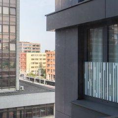 Апартаменты New Modern Apartment with Zizkov Parking балкон
