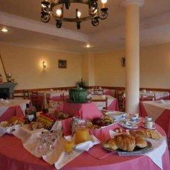 Hotel Alpina Вильянуэва-де-Ароса питание
