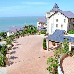 Отель Ky Hoa Hotel Vung Tau Вьетнам, Вунгтау - отзывы, цены и фото номеров - забронировать отель Ky Hoa Hotel Vung Tau онлайн пляж
