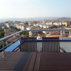 Tufad Турция, Анкара - отзывы, цены и фото номеров - забронировать отель Tufad онлайн балкон