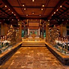 Отель Matahari Beach Resort & Spa