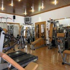 Отель CALEMA Монте-Горду фитнесс-зал фото 2