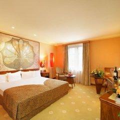 Отель Lindner Hotel Prague Castle Чехия, Прага - 2 отзыва об отеле, цены и фото номеров - забронировать отель Lindner Hotel Prague Castle онлайн комната для гостей фото 3